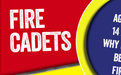 Join the Fire Cadets Unit!