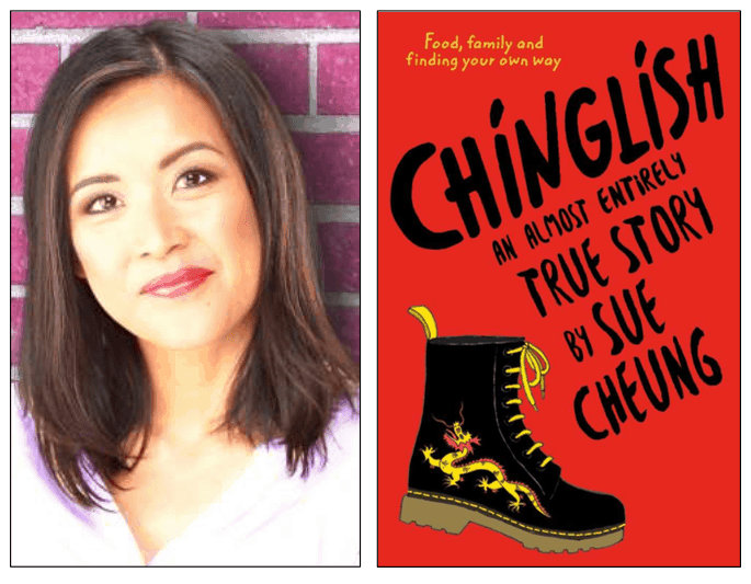 Meet the Author – Sue Cheung