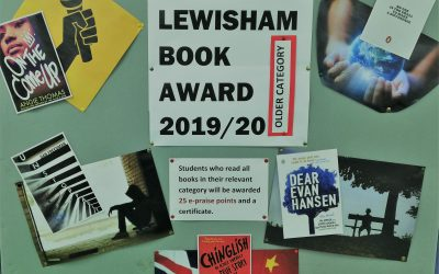 Lewisham Book Award Titles Available Now